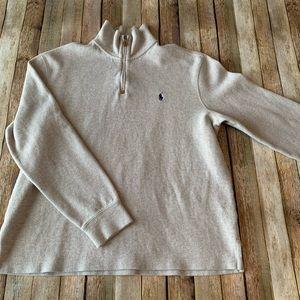 Polo Ralph Lauren Men's 1/4 zip pullover